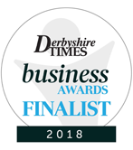 2018 Debyshire Business Awards Logo