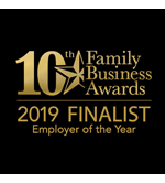 2019 Familiy Business Awards Logo