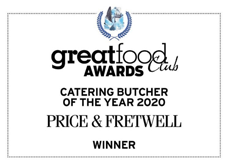 2020 Great Foods Awards Club Logo